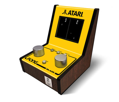 Atari Mini Paddle Arcade 5 Jeux
