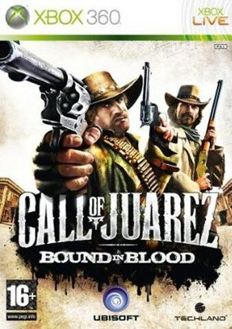 Call Of Juarez, Bound In Blood