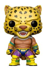 Figurine Funko Pop! N°207 - Tekken - King Avec Cape