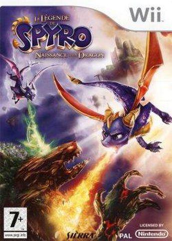 Legend Of Spyro Dawn Of Dragon