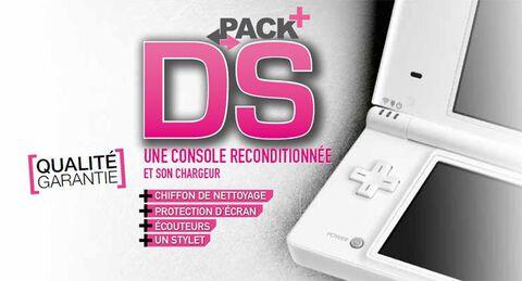 Pack+ DSi XL