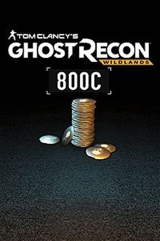 Dlc Ghost Recon Wildlands 800 Gr Credits Xbox One