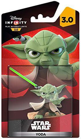 Figurine Disney Infinity 3.0 Star Wars Yoda