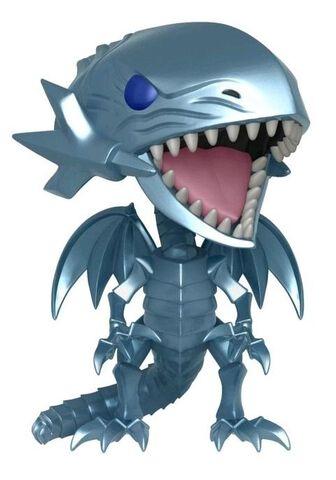 Figurine Funko Pop! N°389 - Yu-gi-oh! - S1 Dragon blanc aux yeux bleus
