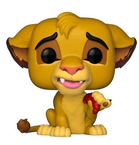 Figurine Funko Pop! N°496 - Le Roi Lion - Simba