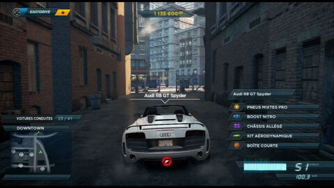 DLC - Need For Speed : Most Wanted - Pack Paré au Décollage