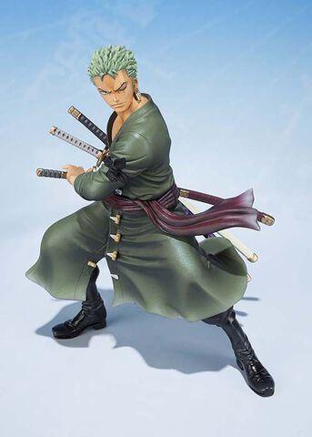 Figurine Figuarts One Piece Zoro Roronoa 5e anniversaire