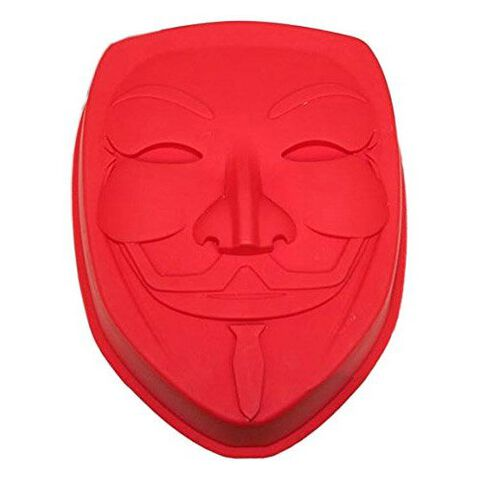Moule En Silicone - V For Vendetta