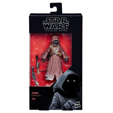 Figurine - Star Wars - Black Series Jawa