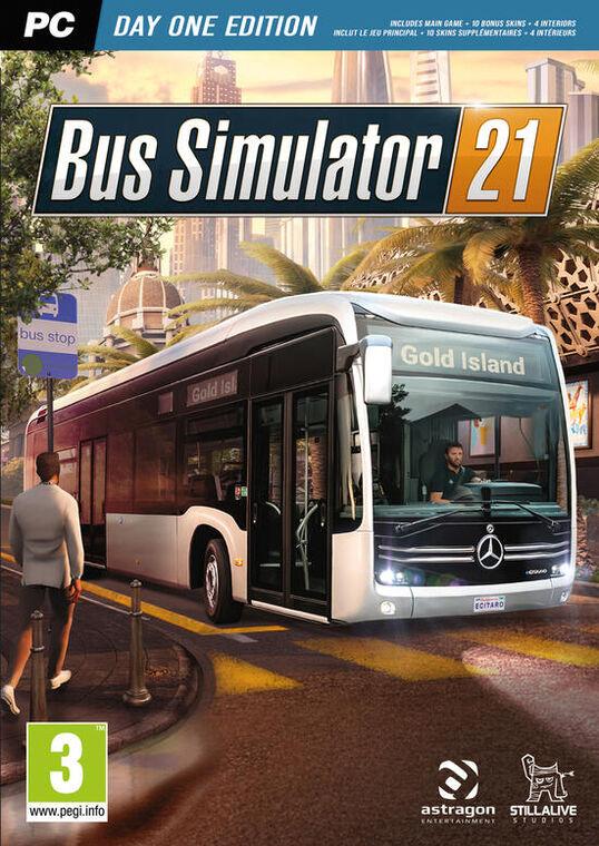 Bus Simulator 2021 Dayone Edition