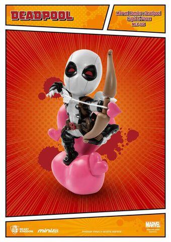 Figurine Marvel Comics - Deadpool - Mini Egg Attack Ambush X-force (Sdcc Exclusive)