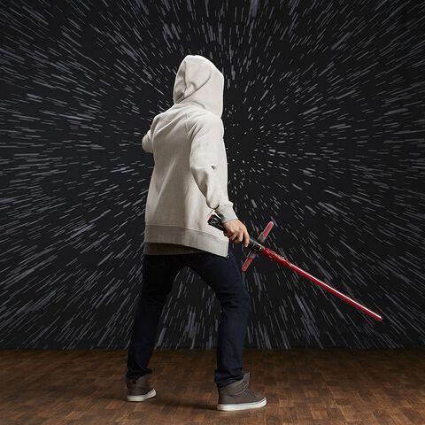 Sabre Laser - Star Wars 8 - Deluxe Kylo Ren