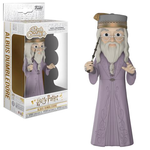 Figurine Rock Candy - Harry Potter - Albus Dumbledore
