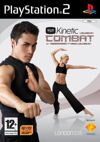 Eyetoy Kinetic Combat