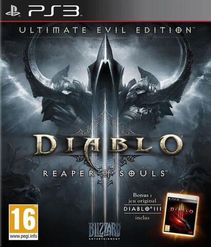 Diablo III : Reaper Of Souls Ultimate Evil Edition
