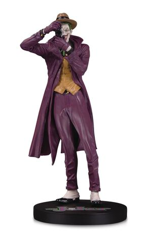 Statuette Dc Designer Serie -the Joker By Brian Bolland 19 Cm