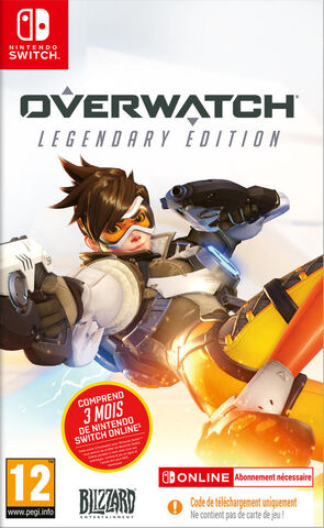 Overwatch Edition Legendary