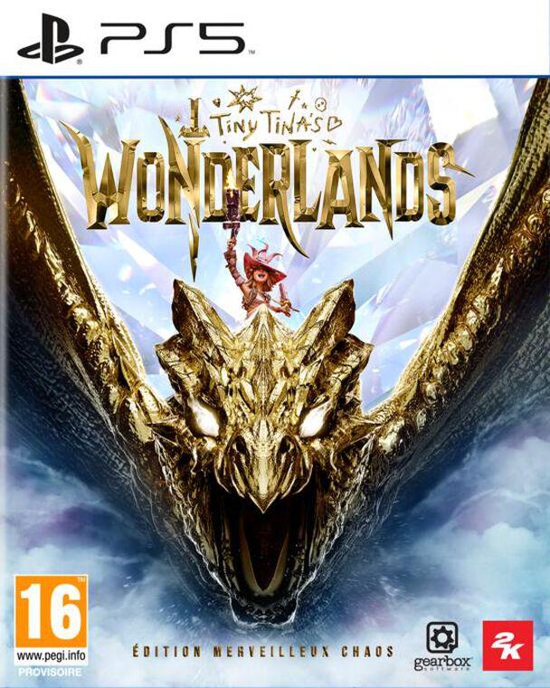 Tiny Tina's Wonderlands Edition Merveilleux Chaos