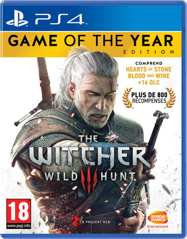 The Witcher III : Wild Hunt