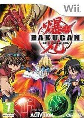 Bakugan : Battle Brawlers
