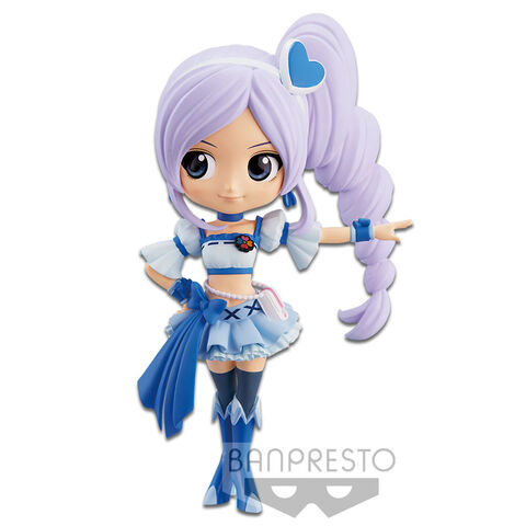 Figurine Q Posket - Fresh Pretty Cure! - Cure Berry (version B)