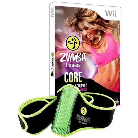 Zumba Fitness Core + Ceinture
