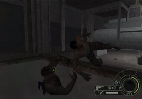 Tom Clancy's Splinter Cell, Double Agent