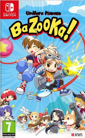 Umihara Kawase Bazooka