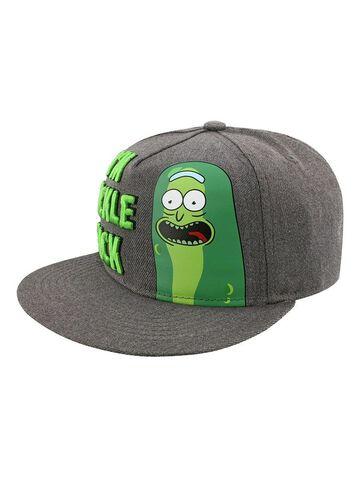 Casquette - I'm Pickle Rick - Taille Unique Gris