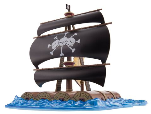 Maquette - One Piece - Marshall D Teach
