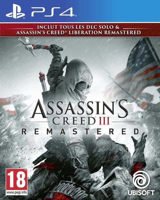 Assassin's Creed III Nintendo Switch
