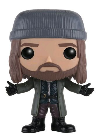 Figurine Funko Pop! N°389 - The Walking Dead - Jesus