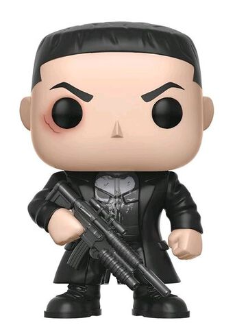 Figurine Funko Pop! N°216 - Daredevil - Punisher