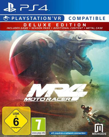 Moto Racer 4 Edition Deluxe /  compatible PS VR
