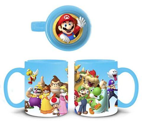 Mug - Nintendo - Intérieur Imprimé Super Mario