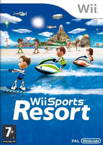 Wii Sports Resort Sans Wii Motion