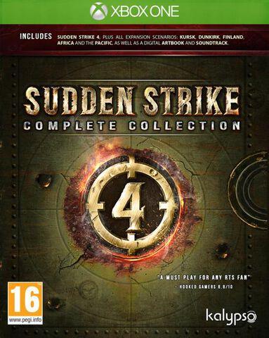 Sudden Strike 4 Complete Edition