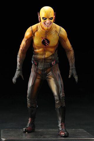 Statuette Artfx   Kotobukiya - The Flash - Reverse Flash 1/10