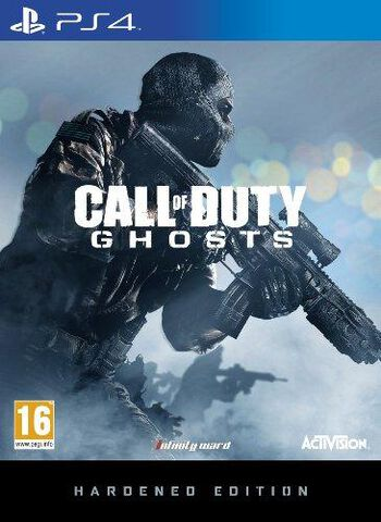 Call Of Duty : Ghosts Prestige Edition