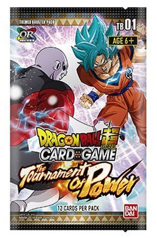 Booster - Dragon Ball Super - The Tournament of Power