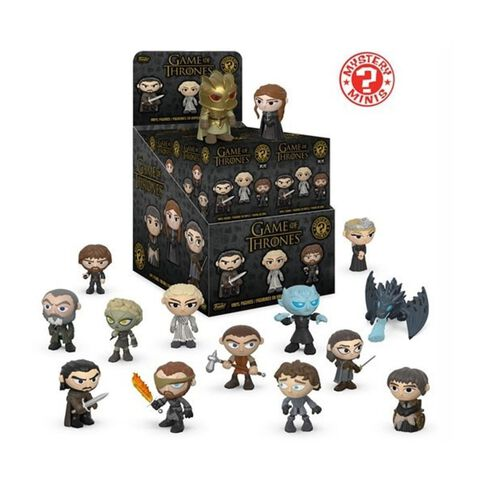 Figurine Mystère - Game of Thrones - S10 Mystery Mini Assortiment