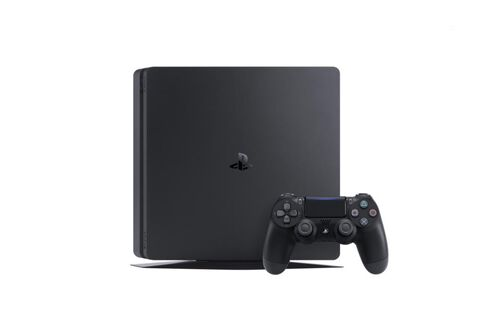 PlayStation 4 Slim Noire 1 To