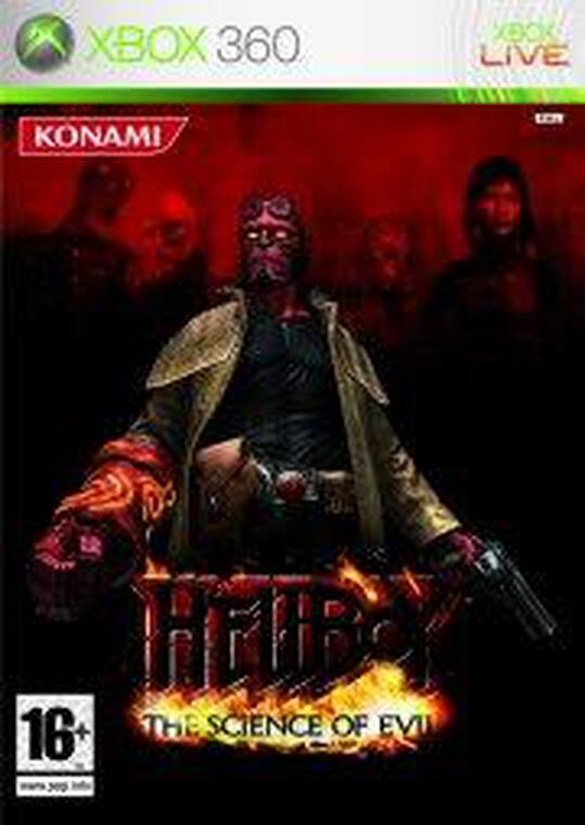 Hellboy, The Science Of Evil