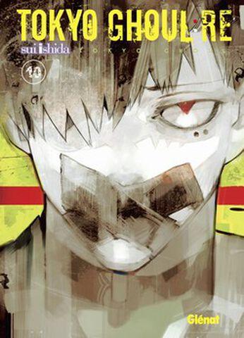 Manga - Tokyo Ghoul : RE - Tome 10