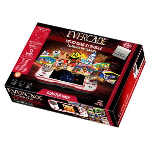Blaze Evercade - Starter Pack