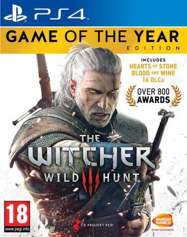 The Witcher III : Wild Hunt - GOTY