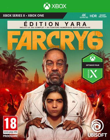 Far Cry 6 Exclusivite Micromania