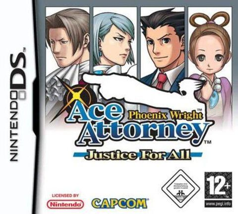 Phoenix Wright, Ace Attorney Justice For All