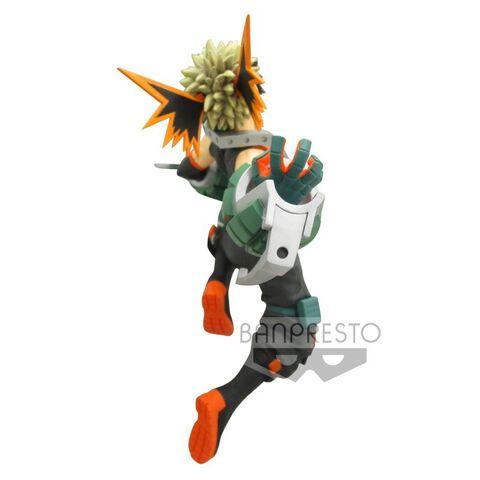 Figurine - My Hero Academia - The Amazing Heroes Vol 3 Katsuki Bakugou