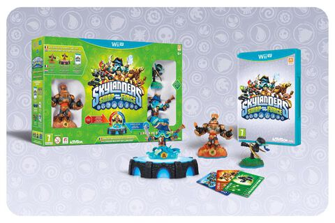 Starter Pack Skylanders Swap Force